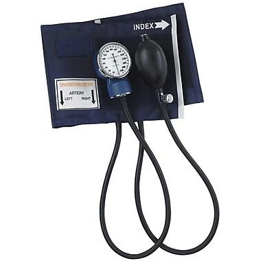 Briggs Healthcare Aneroid Sphygmomanometer With Blue Nylon Cuff