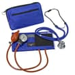 Briggs Healthcare Aneroid Sphygmomanometer Royal Blue
