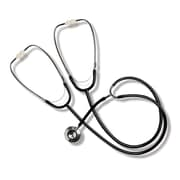 Briggs Healthcare Training Stethoscope Black