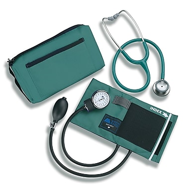 Briggs Healthcare  Littmann Classic II S.E. Combination Kit  Hunter Green