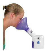 Briggs Healthcare  Face Mask for Steam Inhaler Purple