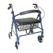 Briggs Healthcare Rollator Royal Blue