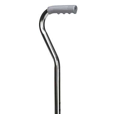 Briggs Healthcare  Adjustable Aluminum Cane Silver