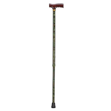 Briggs Healthcare Cane Derby Handle Cyclone Green