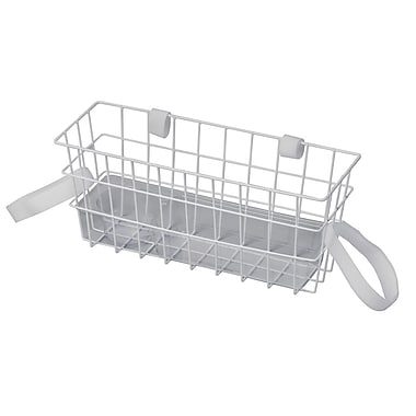 Briggs Healthcare Walker Basket White