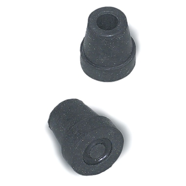 Briggs Healthcare Quad Tips without Insert Black
