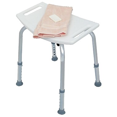 Briggs Healthcare Blow Molded Bath Seat White