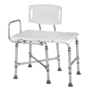Briggs Healthcare Bariatric Transfer Bench With BactiX Plastic