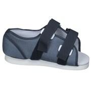 Briggs Healthcare Blue Mesh Post-Op Shoes, Mens, Medium Blue