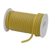 Briggs Healthcare  Latex Tubing 50 Foot Reels Amber