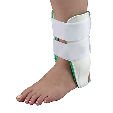 Briggs Healthcare Mabis Air Cast Ankle Brace One Size
