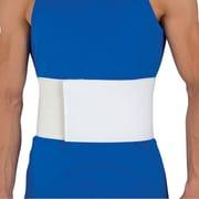 Briggs Healthcare Female Universal Elastic Rib Belt White