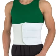 "Briggs Healthcare 3 Panel Abdominal Binder 9"" Width 30"" To 45"""