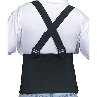 Briggs Healthcare Back Supports and Shoulder Harnesses Black