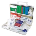 Briggs Healthcare 50 Person First Aid Kit Metal
