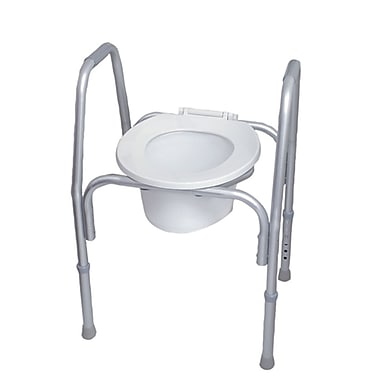 Briggs Healthcare 3 in 1 All Purpose Commode 3 in 1