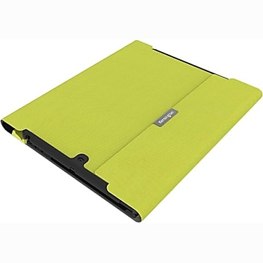 Kensington® KeyFolio™ Exact Thin Folio With Keyboard For iPad® Air, Chartreuse