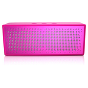 Antec® SP1 Portable Wireless Bluetooth Speaker and Speakerphone, Pink