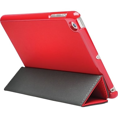Kensington® Cover Stand For iPad Mini, Red