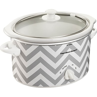 Hamilton Beach® 3 Quart Stoneware Slow Cooker