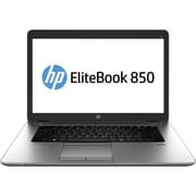 HP EliteBook 850 G1 - 15.6 - Core i5 4200U - Windows 7 Pro 64-bit / 8 Pro downgrade - 4 GB RAM - 180 GB SSD