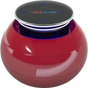 Tego Audio™ TAC CERA Portable Wireless Speaker, Red