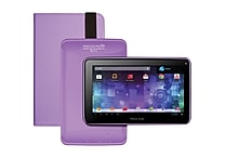 Visual Land® Prestige Pro 7D 7' 8GB Android 4.1 Tablets With Folio Bundle