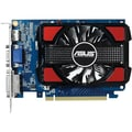 Asus® GeForce GT 630 2GB Plug-in Card 1600 MHz Graphics Card