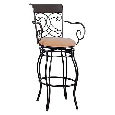 COASTER Metal Bar Stool 29in.