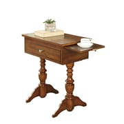 COASTER Accent Table Side Table Warm Brown