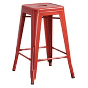COASTER Chairs And Bar Stools Red