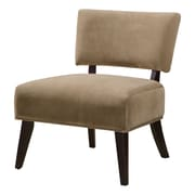 COASTER Accent Chair Wood Seating Tan