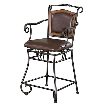 COASTER Bar Stool 24in.