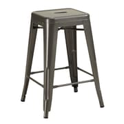 COASTER Chairs And Bar Stools Dark Grey