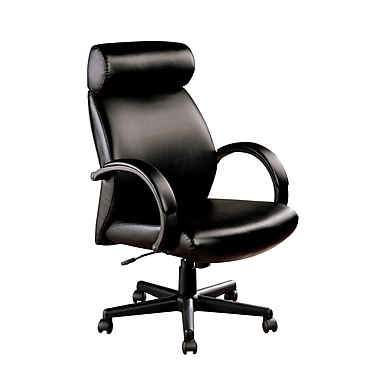 COASTER Leather  Faux Office Chair Vinyl