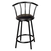 COASTER Bar Stool Black 2/Box