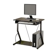 COASTER Computer Desk, Black (800217)