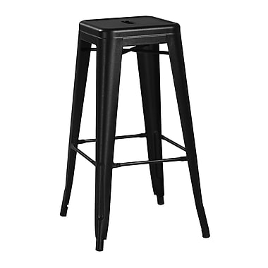 COASTER Bar Stool Black