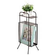 "COASTER Storage Table Metal  25"" x 9"" x 11.5"" Black"