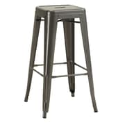 COASTER Bar Stool Gunmedal