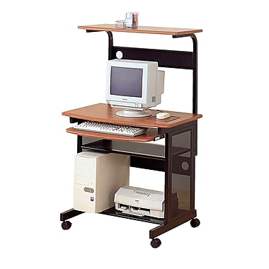 COASTER Desks Casual  Metal Cart Computer Storage