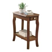COASTER Tables Chairside Walnut