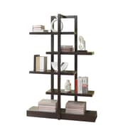 COASTER Bookcase Brown