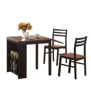 COASTER Persia 3 Piece set Black