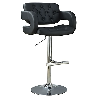COASTER Dining Chairs and Bar Stool Black