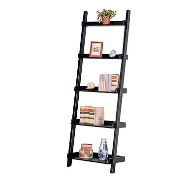 COASTER Book Shelf Black
