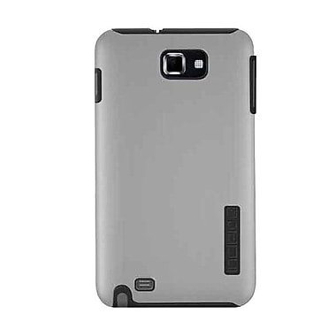Incipio® DualPro® SHINE Protection Case For Samsung Galaxy Note 3, Silver/Black