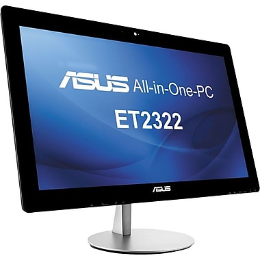 Asus® ET2322IUKH-01 All-in One PC, Intel® Core™ i5-4430S 2.7 GHz