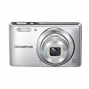 Olympus® VG-165 14 MP Compact Digital Camera, Silver
