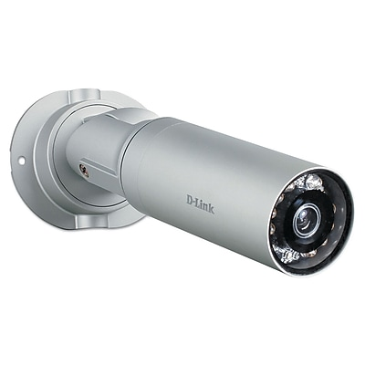 D Link DCS7010L Wired IP Camera with Day Night Silver